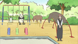 Pun Café! / Mr. Full-Time Panda, Mr. Llama, and Rin Rin! Image
