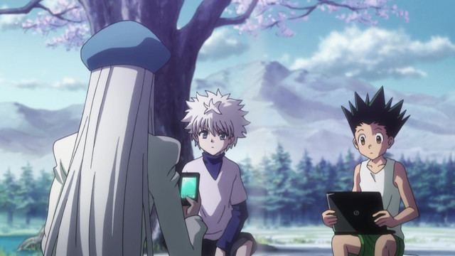 hunter x hunter 2011 ep 78 vostfr sur genzai streaming passionjapan. Black Bedroom Furniture Sets. Home Design Ideas