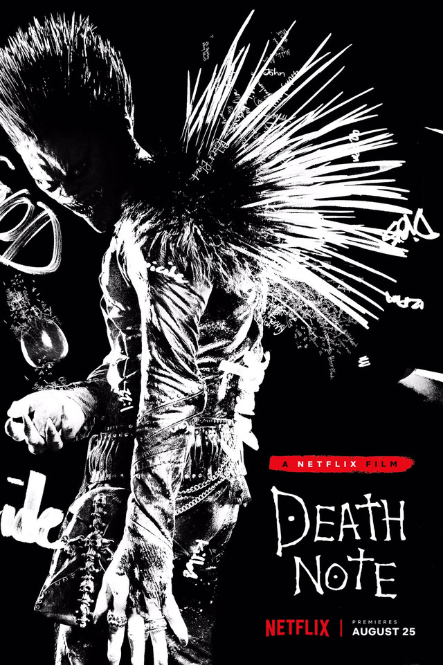 Crunchyroll  Netflix Death Note Prepares To Ryuk Your World