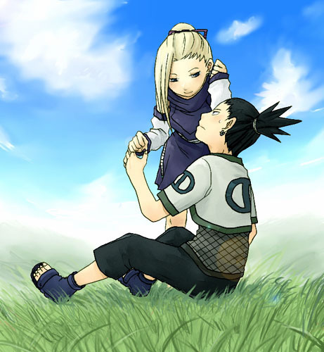 Shikamaru And Ino Love...