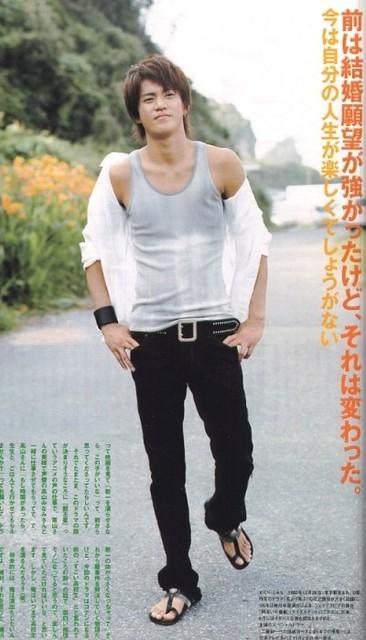 Oguri Shun Shirtless Crunchyroll - F...