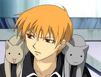 Fruits Basket Kyo And Yuki Fighting Crunchyroll - love fru...