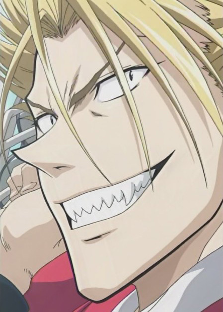 Hirumas From Eyeshield 21 He Has An Awesome Smile
