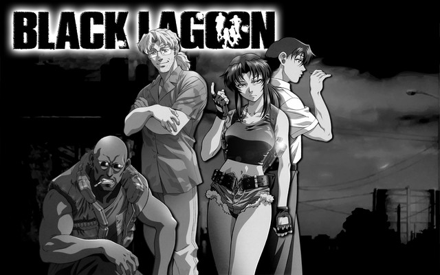 Black Lagoon group