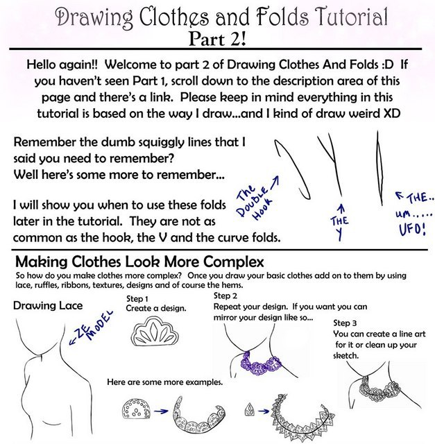 how to fold clothes draw