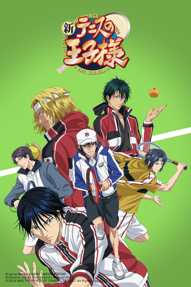 The Prince of Tennis II OVA vs Genius 10