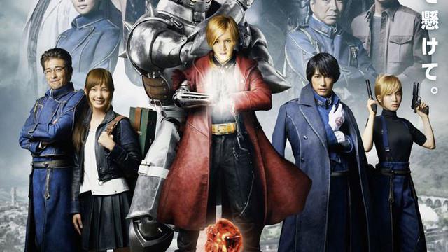 "Crunchyroll - Live-Action ""Fullmetal Alchemist"" Movie Hits ..."