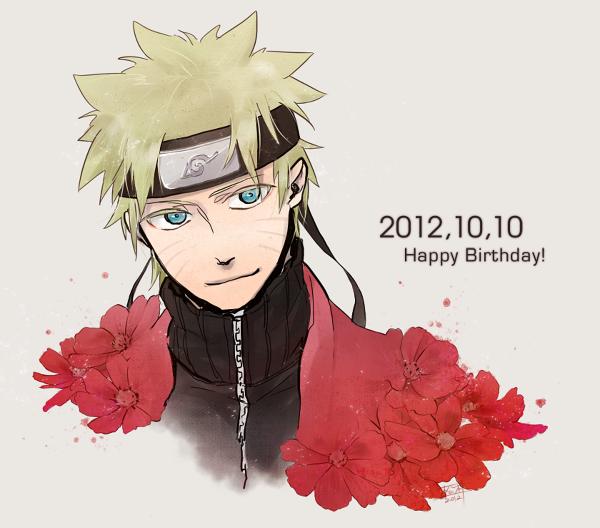 VIDEO: Happy Birthday To Naruto Uzumaki! An