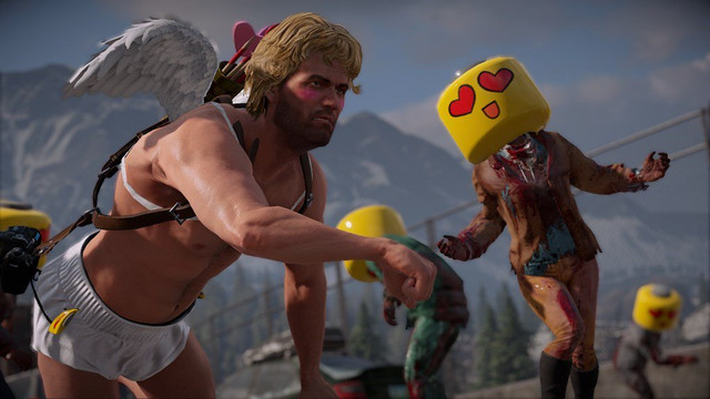 Dead Rising 4 Delivering Zombie Christmas Goodness To PlayStation 4