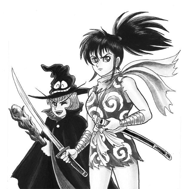Manga Anime Dororo: El Crossover De Go Nagai Entre Su Dororon