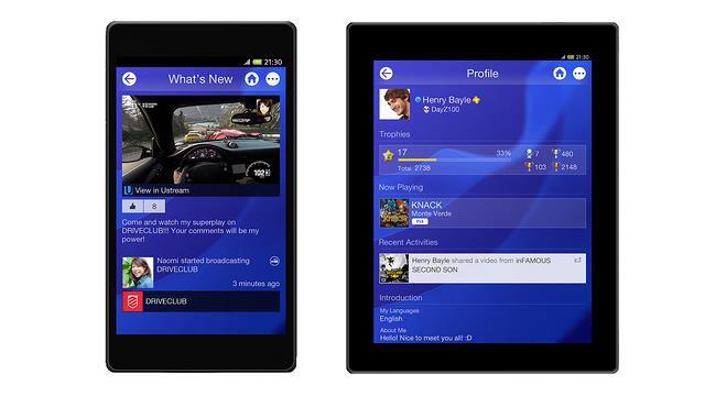 PlayStation App 1