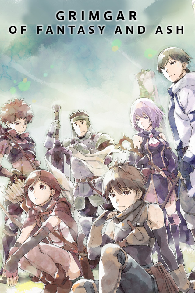 Hai to Gensou no Grimgar (Season 1) | Гримгал пепла и иллюзий (Сезон 1)