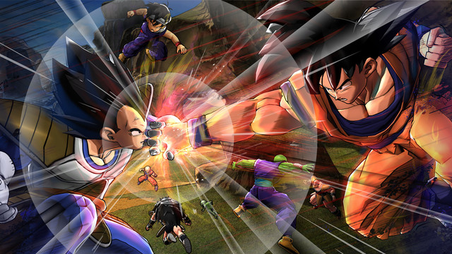Dragon Ball Z Battle Of Is Pretty Cool It Gets The Sound Look Feel DBZ Right Unfortunately A Lot Zs Good Weighed Down By