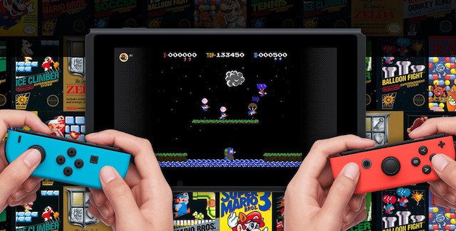 Nintendo reveals Switch Online and NES games Video