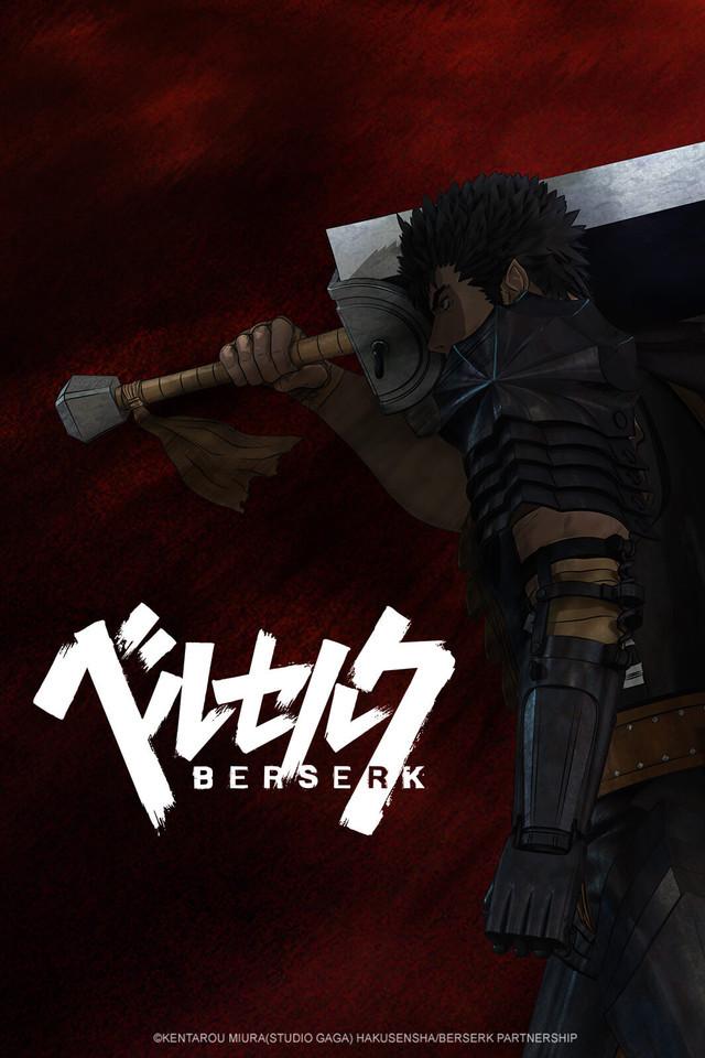 Crunchyroll Launch Date And Regions Announced For Berserk Anime
