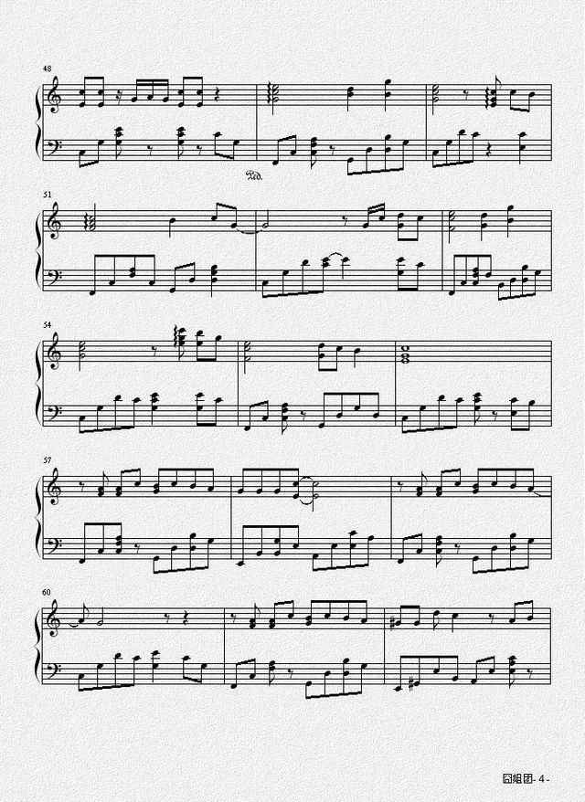 Crunchyroll - Forum - Sheet Music