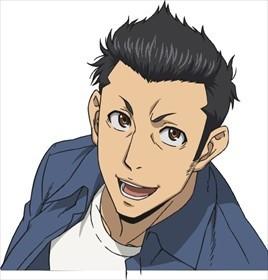 Wataru Hatano como Yuuya Nomoto