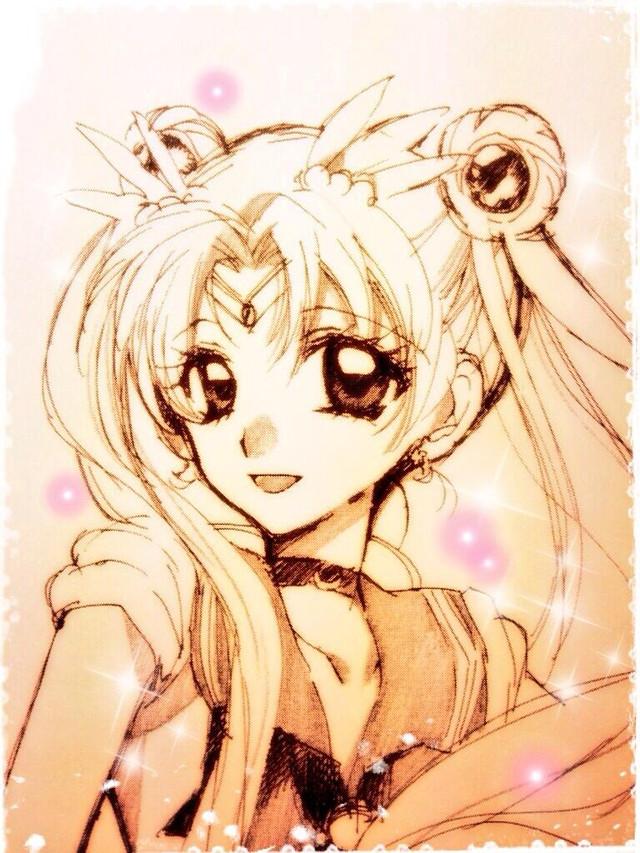 Crunchyroll Manga Artist Arina Tanemura Sketches Sailor Moon Cast