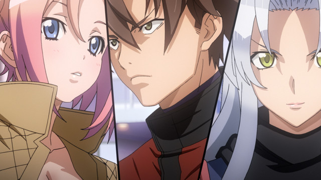 Triage Anime Characters : Crunchyroll quot triage episode preview pics surface online