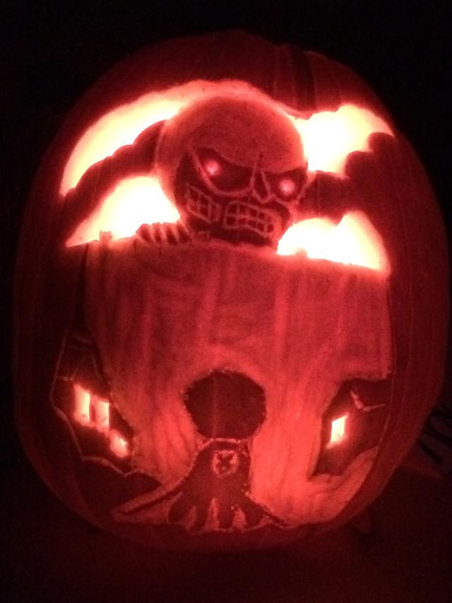 Crunchyroll forum pumpkin carving