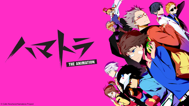 Hamatora: The Animation // Re_Hamatora 214dcbe406e5d5c254076291356129d31388503828_full