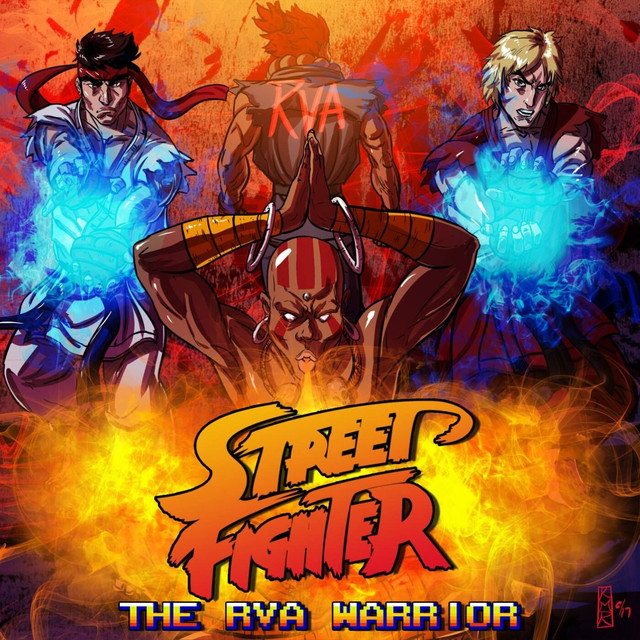 "Crunchyroll - Virginia Rocks Out for New ""Street Fighter"" Charity Album Virginia Rocks Out for New ""Street Fighter"" Charity Album - 웹"