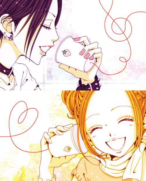 Nana Manga Host: Who Are Your Anime Crushes?