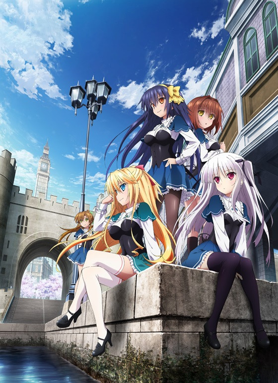 Absolute Duo Online Sub Español Latino