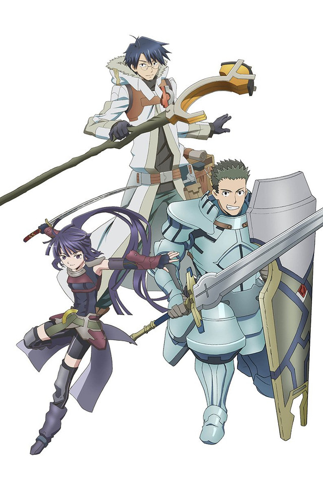 crunchyroll quotlog horizon 2quot visual character designs