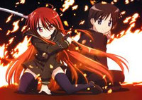 Shakugan no Shana II Specials