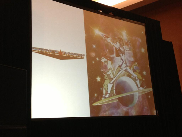Space Dandy Key