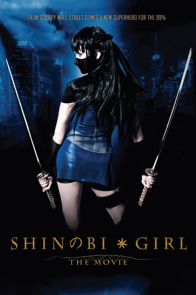 shinobi girl