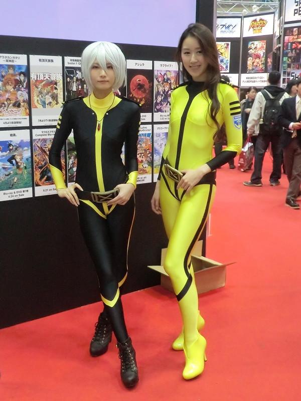 Crunchyroll Feature Tokyo Anime Fair 2013 Photo Report
