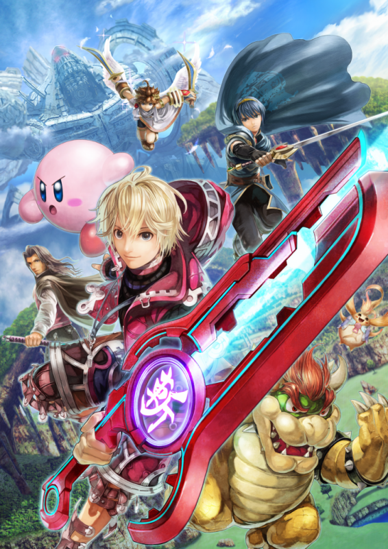 Anime Characters For Smash : Crunchyroll video shulk from quot xenoblade chronicles