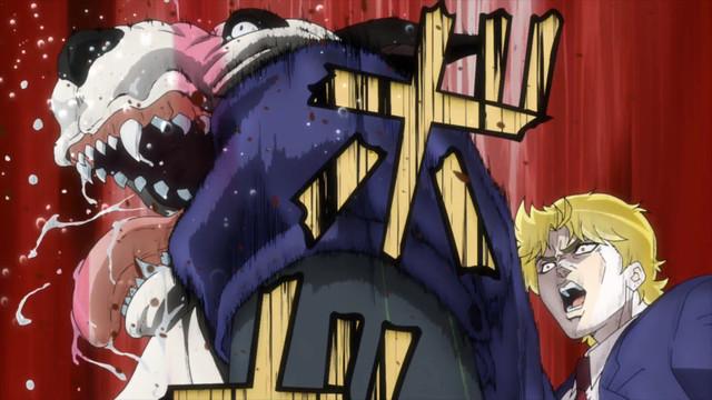 Dio Kills Joseph S Dog