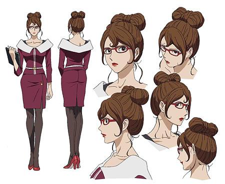 "Crunchyroll - VIDEO: ""Lupin III: Princess of the Breeze"