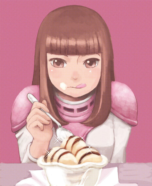 Anime Characters Eating : Crunchyroll gag manga artist shares gallery of classic