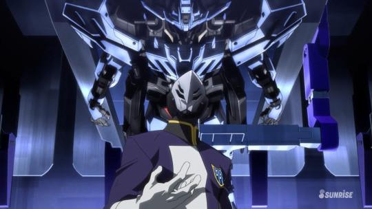 5. Gundam - Tekketsu no Orphans 2 - 3,9%