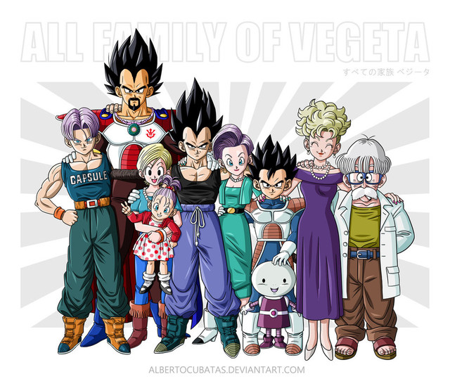 Crunchyroll Fan Artist Illustrates Dragon Ball Z Characters