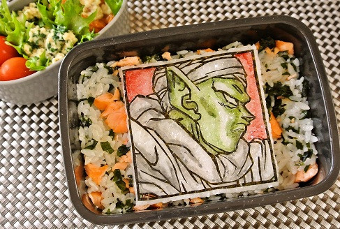 dragon ball bento