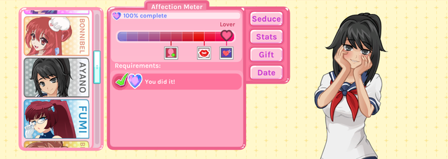 Yandere dating site