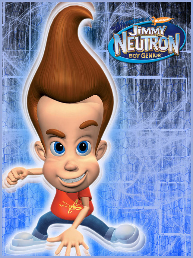 Crunchyroll Jimmy Neutron Boy Genius Group Info
