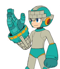 Crunchyroll mega man 11 revealed for 2018 along with mega man well capcom actually managed to deliver on the promises of the mega man 30th anniversary stream today the big reveal turned out to be mega man 11 voltagebd Images