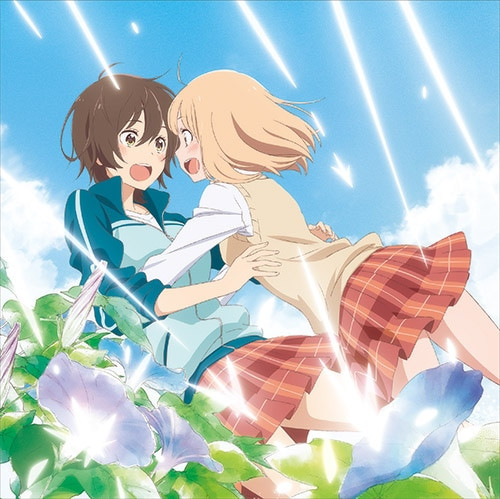 Just In Time For The Japanese Limited Theatrical Release Of Asagao To Kase San And Morning Glories OAV Animation Based On Yuri