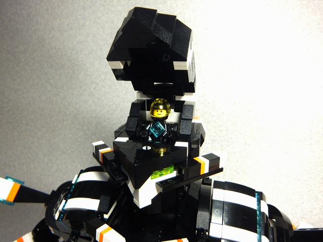 chamber gargantia on the verdurous planet lego