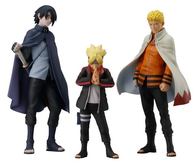 Anime News New Naruto Anime Movie Featuring Naruto S: Boruto Uzumaki Gets His First Figure In