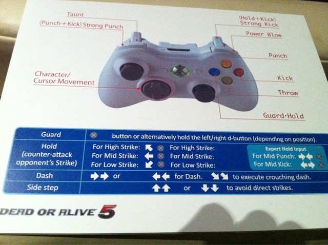 doa5controls