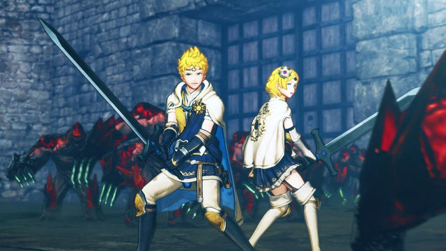 New Fire Emblem: Warriors DLC Pack Available February 14