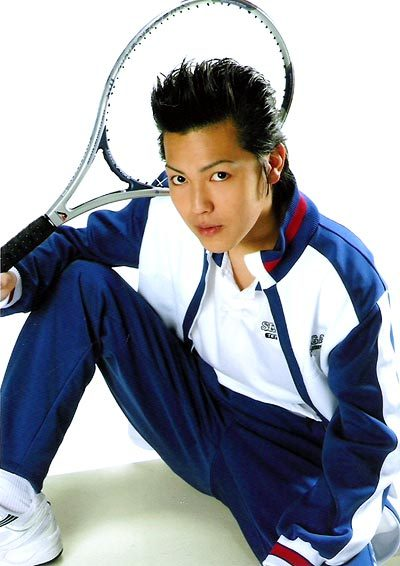 He Is Known Most Notably For His Role As Takeshi Momoshiro In The Prince Of Tennis Musical Series Tenimyu And Live