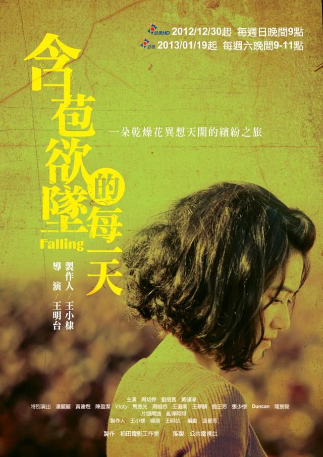 Han Bao Yu Zhui De Mei Yi Tian / 2013 / Tayvan